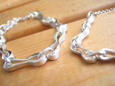 Infinity bracelet・L