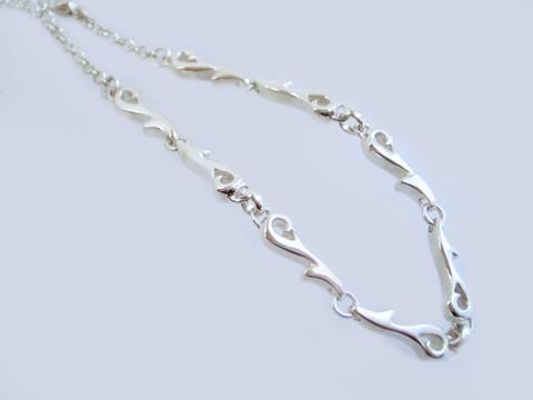 Arabesque Chain Bracelet・S