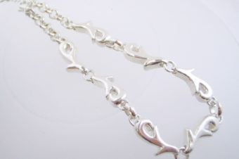 Arabesque Chain Bracelet・L
