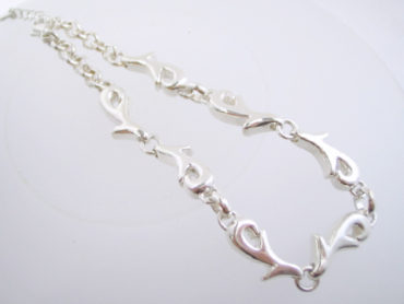 Arabesque Chain Bracelet・L