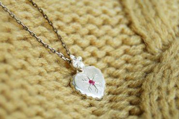 【クリスマス限定】レースとハートでスウィートに❤Lace Heart / Ruby Christmas