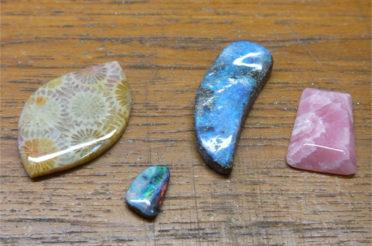 一点物天然石の追加