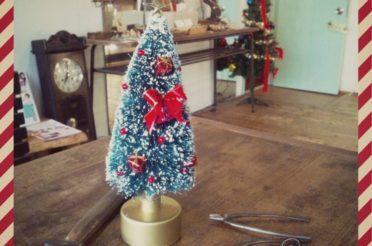 クリスマスも近づいてきましたね