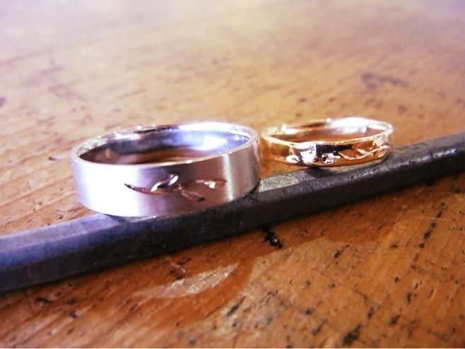 フルオーダー:結婚指輪