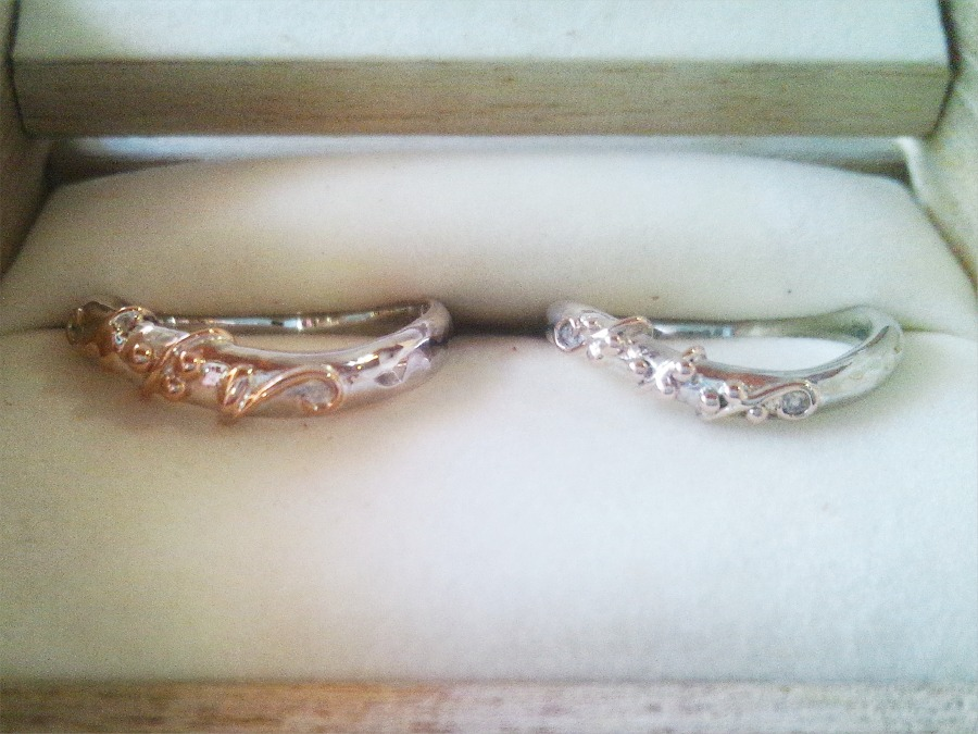 Oさまオーダーの結婚指輪