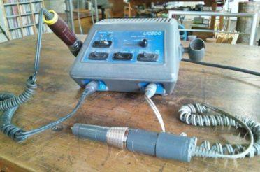 工房の道具 リューター